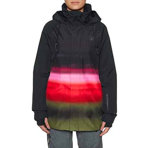Volcom Women's Leda Gore-Tex Snow Jacket, Multi, Medium