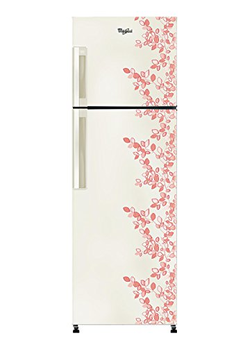 Whirlpool 265 L 3 Star Frost-Free Double Door Refrigerator (Neo FR278 Roy Plus 3S, Imperia Peach)