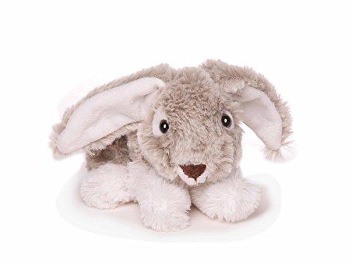 Inware 7604 - Kuscheltier Hase Hasi, 14 cm, liegend