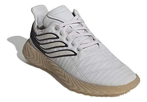 adidas Hombre Sobakov Zapatillas Gris, 38