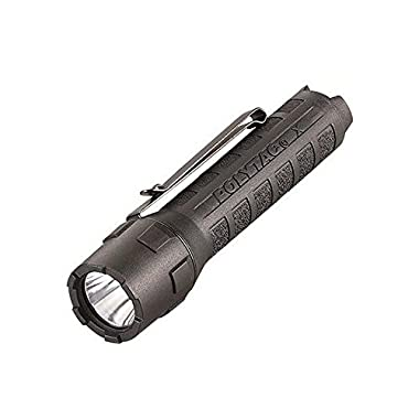 Streamlight 88600 Polytac x Includes Two CR123A Lithium Batteries