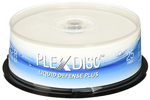 BLU-Ray Doble Capa grabable Logo Top 10-Disc Spindle
