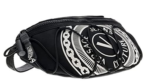 Versace Jeans Couture Viviane små väskor män svart/vit – en storlek – höftväska