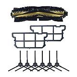 WuYan Spazzola Principale Spazzola Laterale Filtro hepa Antipolvere per ILIFE V7 V7s V7S PRO Robot aspirapolvere Sostituzione Pezzi di Ricambio
