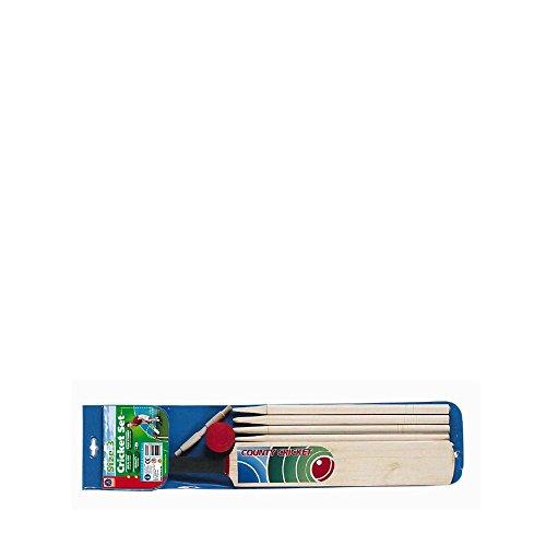 Mookie 8682 - Cricket-Set in Tasche, Größe 3