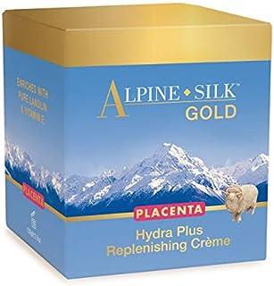 プラセンタ モイスチャークリーム アルパインシルク ゴールド 海外直送品