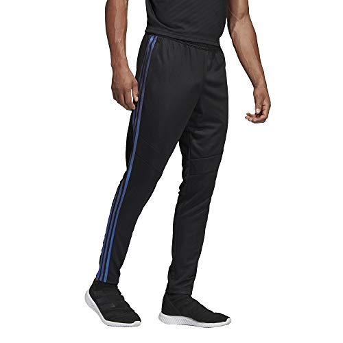 adidas Tiro19 Training Pants Pantalones,  Esencia de Perlas Negras y Azules,  Extra- Large para Hombre