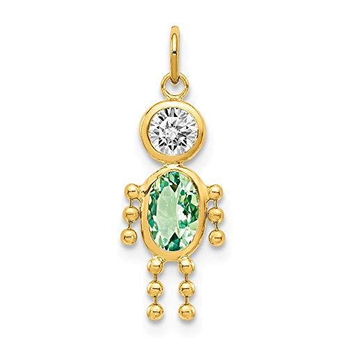 JewelryWeb QTC100138NC