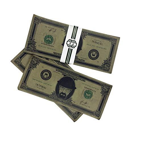 Breaking Bad lootchest Heisenberg Dollar Bills