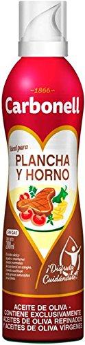 Carbonell Aceite de Oliva para Plancha, 200ml