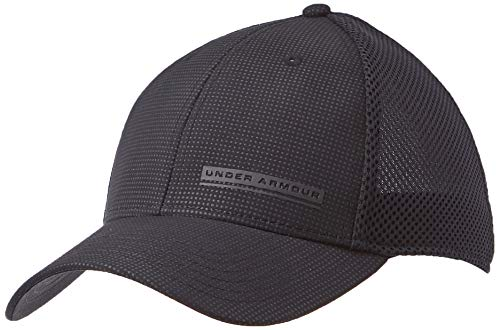 Under Armour Herren Men's Train Spacer Mesh Cap Kappe, Schwarz, Small/Medium