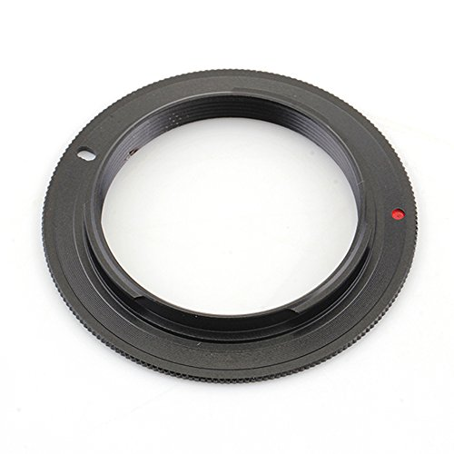 Pixco Ultra delgado M42 Sony NEX-7 6 A7 A7R con adaptador de...