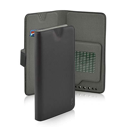 Custodia universale per smartphone da 5.6' a 6.2' Fonex Twin Colore Nero