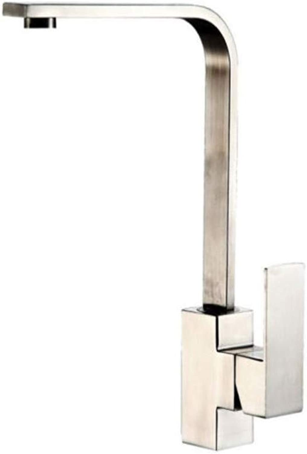 Water Tapdrinking Designer Arch304 Stainless Steel Faucet Cold and Hot Kitchen redary Sink Washbasin