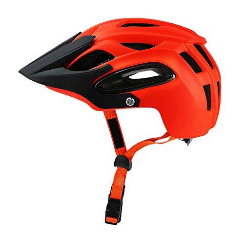 HNZSCascos de Ciclismo ultraligeros Casco de Bicicleta MTB Casco de Bicicleta Seguridad...