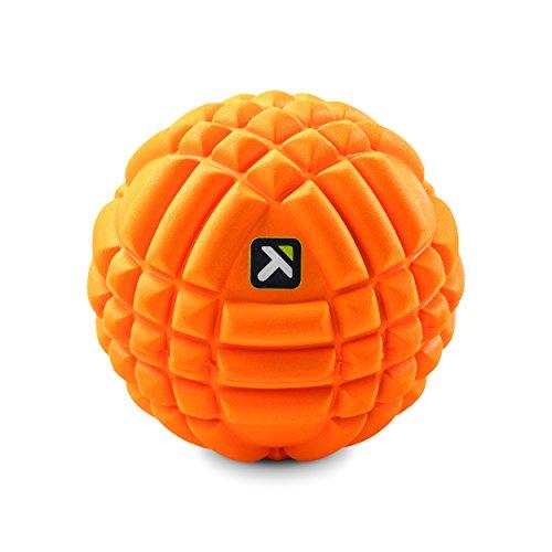 Trigger Point Grid Eva Faszienrolle, Massageball für Muskelentspannung, Leichte und Tragbare Größe, Grün, 5