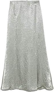 [スナイデル] スカート サテンロングスカート SWFS191128