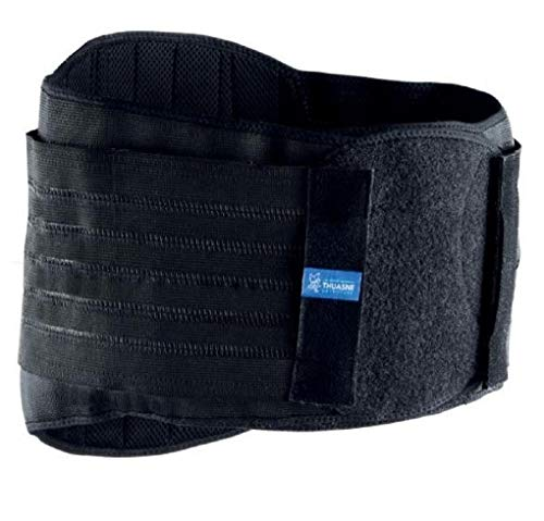 Lombaccess Lumbar Support Belt for Waist 84 to 108 cm - Height 26 cm by Thuasne