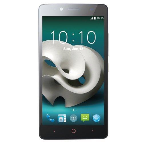 ZTE Blade V220Unlocked Smartphone (5Zoll–8GB) Silber (Import aus Spanien)