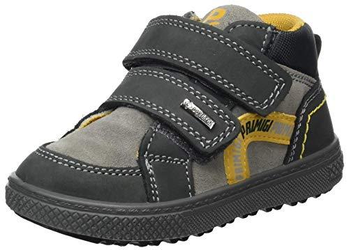 PRIMIGI Baby-Jungen PBZGT 63604 First Walker Shoe, GRIG Sc Grigio, 26 EU