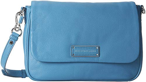 Marc by Marc Jacobs Too Hot To Handle Lea Cross Body Turkish Tile One Size (Marc Jacobs Too Hot To Handle Handbag)