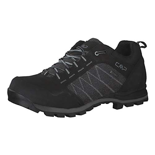 CMP Campagnolo Herren THIAMAT Low Trekking WP Walking Shoe, Nero, 39 EU