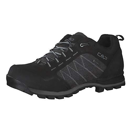 CMP Campagnolo Thiamat Low Trekking Shoe WP, Scarpa da Passeggio Uomo, Nero, 39 EU