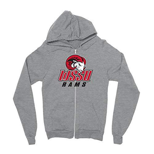 Official NCAA Winston-Salem State University - PPWSU031, G.A.18600, S_GRY, S