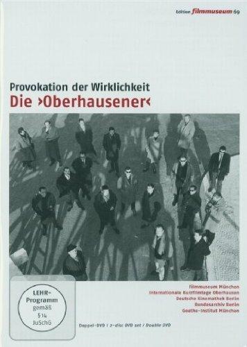 The Oberhausener: Provoking Reality (Menschen im Espresso / Schicksal einer Oper / Glhendes Eiland Kreta / Das magische Band / Moskau ruft / Stunde X / Trab Trab)