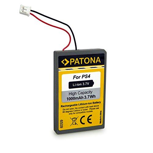 PATONA Bateria reemplaza LIP1522 Compatible con Sony Playstation 4 PS4 Dualshock 4 Mando Control Remote Versión 1