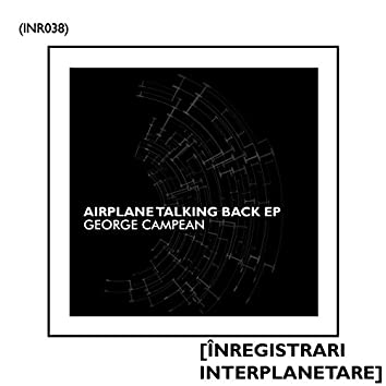 Airplane Talking Back EP