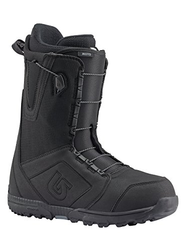 Burton Herren Moto Snowboardboots, Black, 8.5