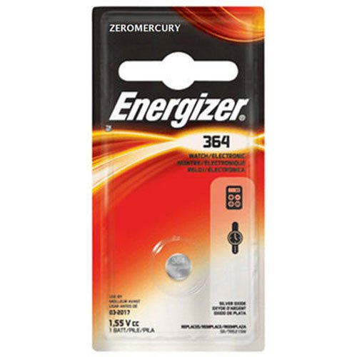 364 Energizer Watch Batteries - 6