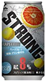 神戸居留地 ストロングチューハイ グレープフルーツ 糖類ゼロ 350ml×24本