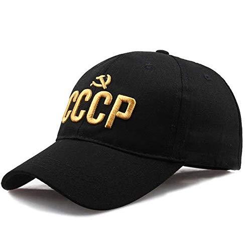 LGOO1 Casual creativa CCCP URSS Carta bordó Soviética...
