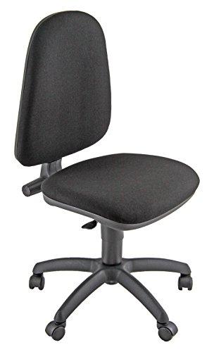 Unisit JusB/EB krzesło obrotowe, niebieskie