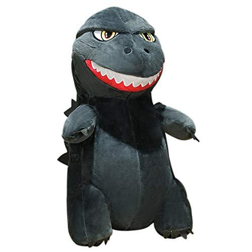 40CM Godzilla Orangutan Plush Super Cute Dinosaur Dragon Monster Plush Toys Stuffed Animal Birthday Xmas Kid Gift