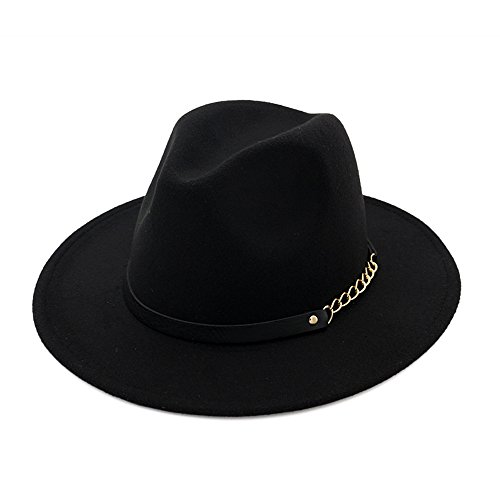 Mujeres Chicas Modernos Otoño Invierno Retro Sombreros Fedora Sombreros Trilby