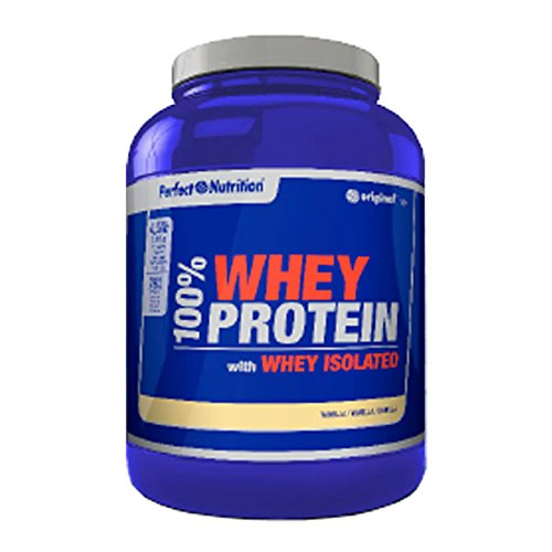 Perfect nutrition 100% Whey Protein + Iso - 2 Kg Vanilla