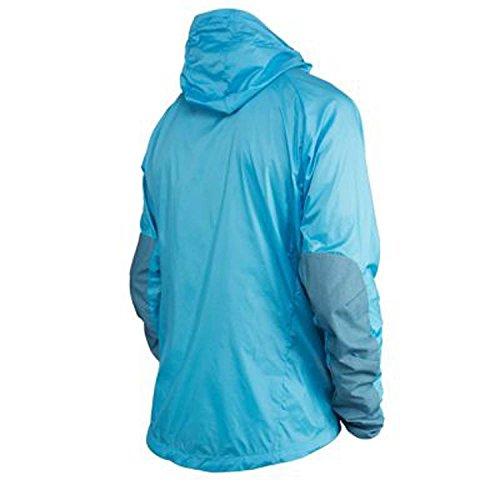 POC Resistance Mid Jacket - Chaqueta MTB unisex, color azul, talla XS