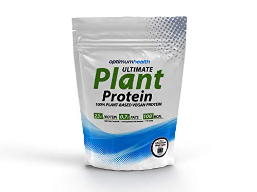 Optimum Health Ultimate Plant Protein 1.5kg Vegan (Vanilla Frosting)