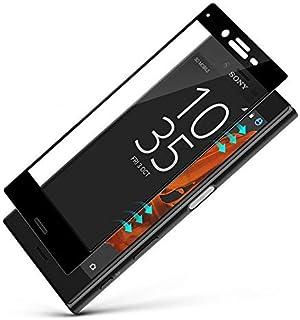شاشة حماية ثلاثى الابعاد زجاجى من انيكس لسوني اكسيبريا XZ بريميوم - G8141-G8142 - أسود