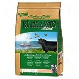 Markus Mühle Black Angus Junior Trockenfutter für Hunde mit Futterunverträglichkeit 15 kg ohne chemische Farbstoffe, Geschmacks- und Konservierungsstoffe