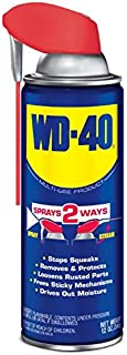 WD-40 Multi-Use Product with SMART STRAW SPRAYS 2 WAYS, 12 OZ  [6-Pack]