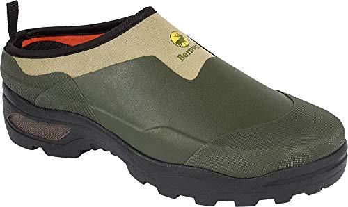 Bernwalt Gartenschuhe, robuste Outdoor-Schuhe für Männer & Frauen, wasserresistente Schlüpfschuhe, wärmeisolierend, mit profilstarker Sohle, Gr. 37-46