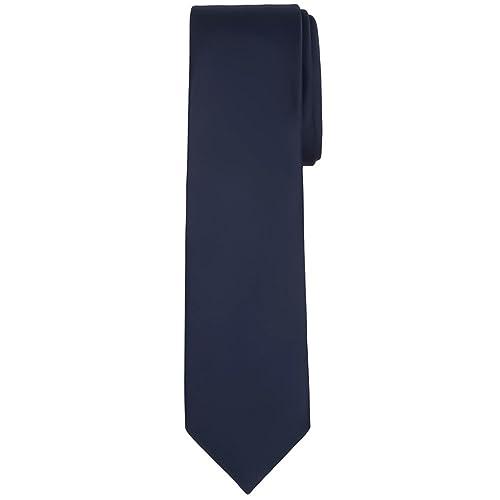 92a8b0a115fd Jacob Alexander Solid Color Men's Regular Tie