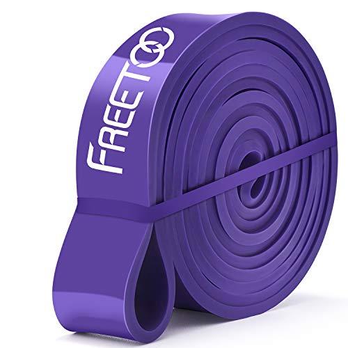 FREETOO Fitness Resistenza Band Fasce Elastiche,...