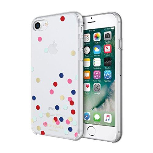 Incipio Apple iPhone 7/8Kate Spade New York Hybrid hardshell case–confetti DOT