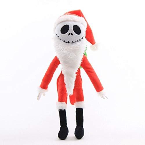 HEAGREN Pesadilla Antes de Navidad Animado muñeca de la Felpa Jack Skellington...