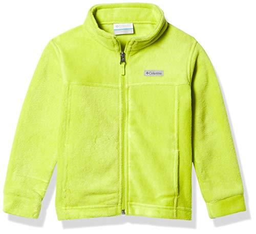 Columbia Baby Steens Mt II Fleece, Bright Chartreuse, 12/18